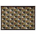 Shadow Hexagon Turtle Mat