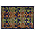 Tapestry Squares Turtle Mat