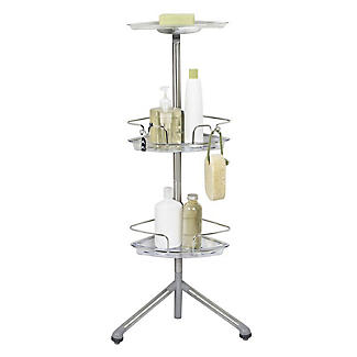 OXO Good Grips Slide and Lock Standing Shower Caddy alt image 3