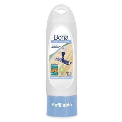 Bona free simple wood floor cleaner refill cartridge 850ml for Bona wood floor cleaner 850ml