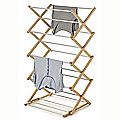 Classic Traditional Concertina Indoor Clothes Airer 6m