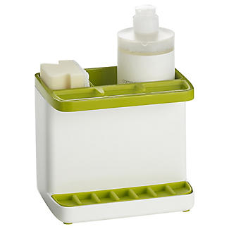 Sink Tidy Caddy With Removable Base Black
