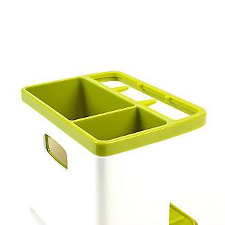 ILO Standard Sink Tidy White/Green alt image 4