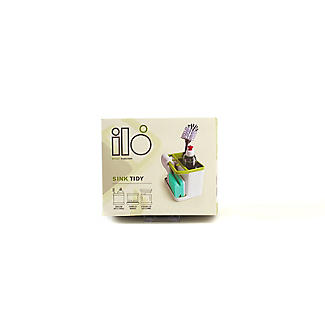 ILO Standard Sink Tidy White/Green alt image 7