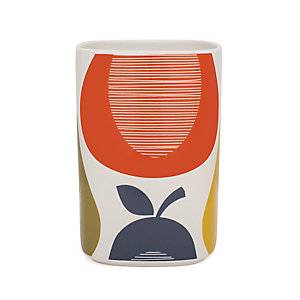 Orla Kiely Pear Print Utensil Pot