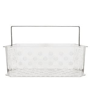 Lock 'N' Roll Large Plastic Basket