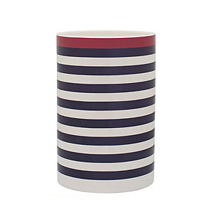 Joules Stripe Utensil Pot
