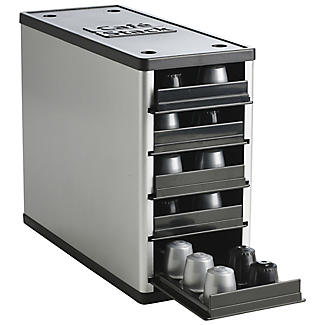CaféStack® Nespresso Capsule Storage Unit