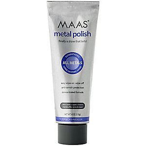 Maas® Metal Polishing Creme 113g.