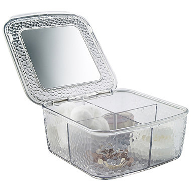 Vanity Box With Mirror
