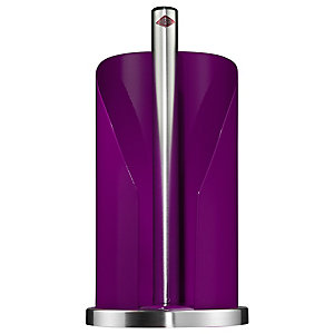 Wesco® Paper Roll Holder, Purple