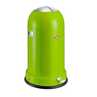 Wesco® Kickmaster 33 Litre Pedal Bin, Lime