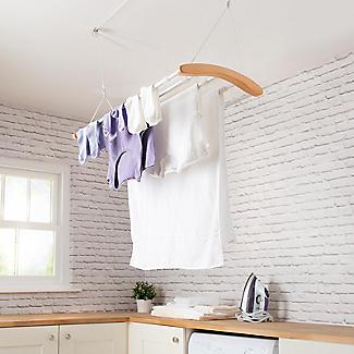 Moderner ausziehbarer Wäschehänger alt image 2