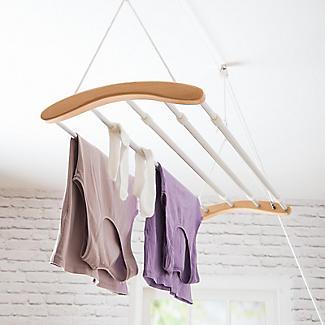 Moderner ausziehbarer Wäschehänger alt image 4