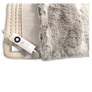 Alaskan Husky Faux Fur Heated Cushion alt image 2