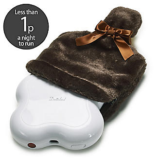 Chocolate Brown Cordless Heat Pod alt image 1