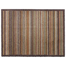 Ochre Narrow Stripe Turtle Mat