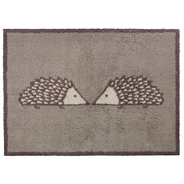 Spike the Hedgehog Turtle Mat
