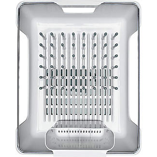 OXO Good Grips Peg Dishrack alt image 4
