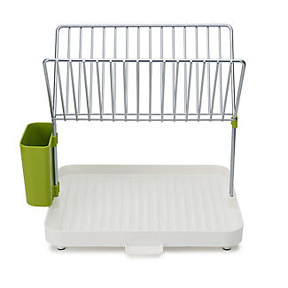 Joseph Joseph Y Rack Dish Drainer White and