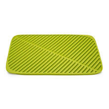 Joseph Joseph Flume Folding Draining Mat Large Green