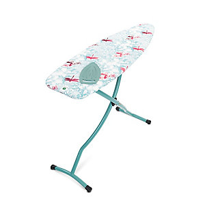 Brabantia® Botanical Print Extra Large Ironing Table with Silicone Pad