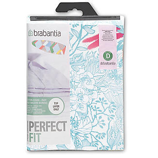 Brabantia® Ironing Table Botanical Print Replacement Cover alt image 2
