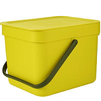 Brabantia® Sort & Go 6Liter – Gelb