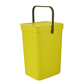 Brabantia® 12L. Sort and Go Yellow alt image 2