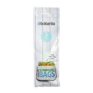 10 Brabantia® PerfectFit 6L. Compost Bags