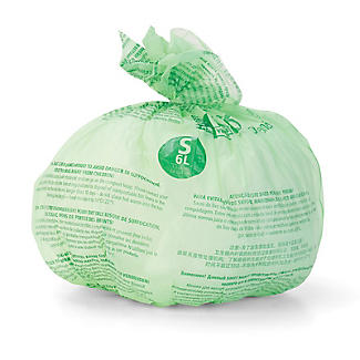10 Brabantia® PerfectFit 6L. Compost Bags alt image 3