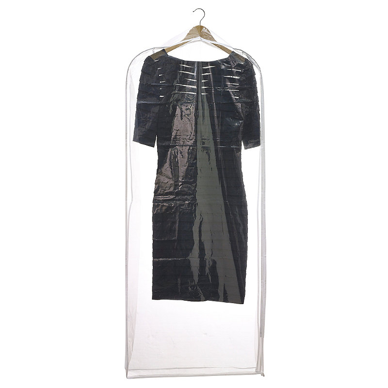 Clear Full Length Dress Cover