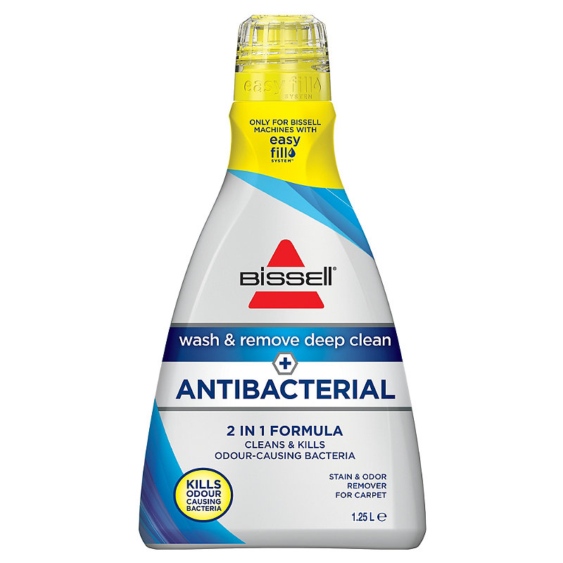 Bissell® Wash & Remove Antibacterial 2-in-1 Formula