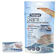 15 Pathogon® Sanisnap Hand Sanitiser Sachets