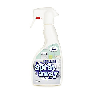 Antibacterial Bathroom Spray Away Cleaner