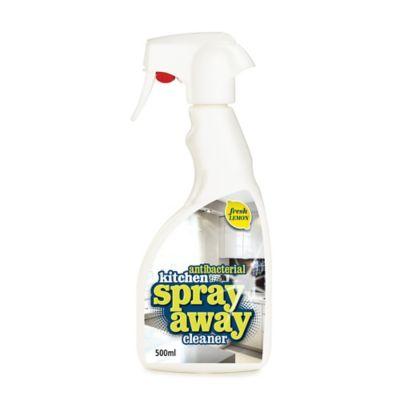 Antibacterial Kitchen Spray Away Cleaner
