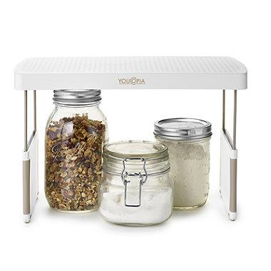 StoreMore Adjustable Shelf Riser