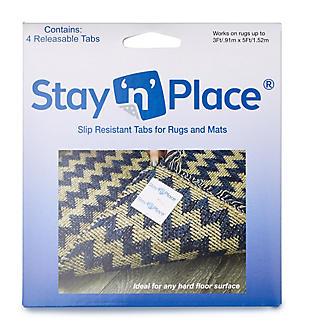 4 Stay 'n' Place® Anti-Slip Pads
