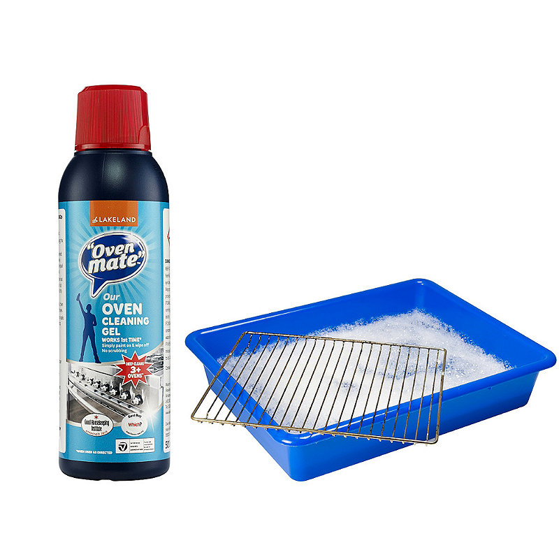 Oven Mate Gel and Soaking Tray Bundle