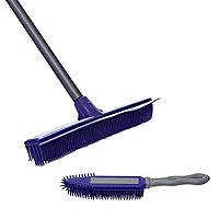 Rubber Buddy Broom & Brush Bundle