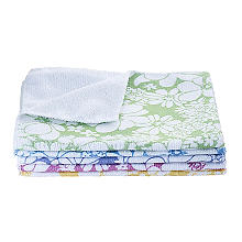 5 Spring Blooms Cleaning Cloths