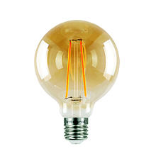 LED Filament Globe Screw-in Bulb Medium ILGLOBE27N003