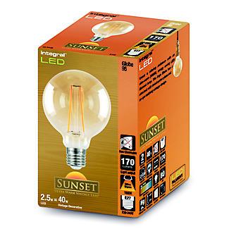 LED Filament Globe Screw-in Bulb Medium ILGLOBE27N003 alt image 2