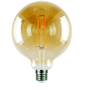 LED Filament Globe Screw-in Bulb Large