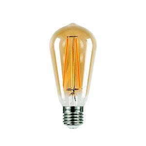 LED Filament Teardrop Screw-in Bulb ILST64E27N001