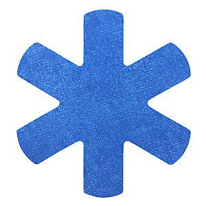 6 Pfannenschützer, blau