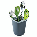 ILO Kitchen Utensil Pot Grey