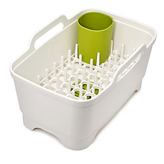 Joseph Joseph Wash & Drain Plus White and Green