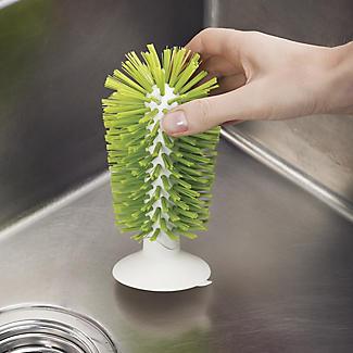 Joseph Joseph Brush-Up In-Sink Brush Green alt image 2