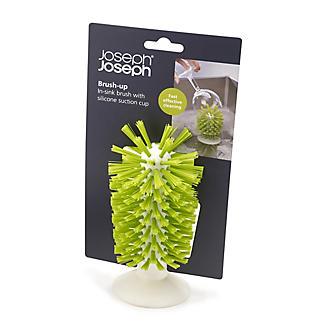 Joseph Joseph Brush-Up In-Sink Brush Green alt image 5